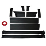 Kit Friso Lateral   Spoiler   Completo Gol Gts 90 At� 94