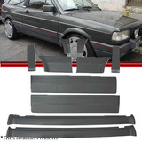 Kit Friso Lateral   Spoiler   Gol Gts 90 At� 94 Cinza