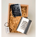 Kit Jack Daniels Rock n Roll Box Cantil