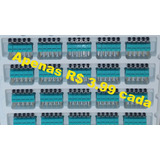 Kit Lote 20 Micro Switch Chave Fim Curso Alavanca Haste
