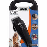 Kit Maquina Tosa Profissional Cães Gatos Wall  Showpro 110w