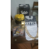 Kit Mc Gui  Perfume  Vestido  Camiseta  Cd  dvd  Boné