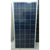 Kit Painel Placa Energia Solar 140w   Controlador 20a   Cabo
