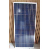 Kit Painel Placa Solar Fotovoltaica 150w   Cabos   Mc4
