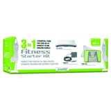 Kit Para Wii Fit 3 in 1 Fitness Bundle Workout Kit