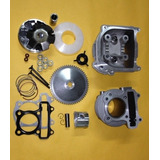 Kit Pot�ncia Scooter 50cc Auguri  Fox  Max  Brava bull