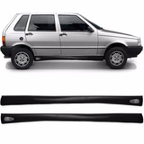 Kit Spoiler Lateral Tuning Air Point Fiat Uno 1985 A 2013 4p