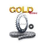 Kit Transmiss�o Rela��o Moto Gold A�o 1045   Shineray Xy 50