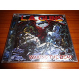 L a guns   Cd Waking The Dead   Lacrado   Nacional