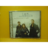 Lady Antebellum   On This Winter s Night   Cd Excelente