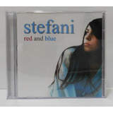 Lady Gaga   Stefani: Red And Blue   Cd