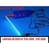 Lampada Para Display Do Teclado Yamaha Psr s900 E Psr 3000