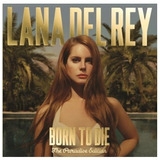 Lana Del Rey - Born To Die The Paradise Edition Cd