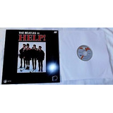 Laser Disc   The Beatles In Help
