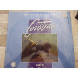 Laser Disc Cousteau Amazon: River Of The Future