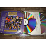 Laser Disc Ld   Freddie Mercury The Tribute Concer   Anos 90