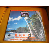 Laser Disc Nature Hawaii Island Of The Fire Goddess
