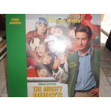 Laser Disc The Mighty Ducks