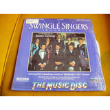 Laser Disc The Swingle Singers In Concert England Harewood