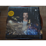 Laser Disc Yanni   Live At The Acroplois