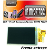 Lcd Display touch Screen Para Samsung Digimax St550 Tl225