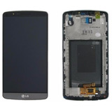 Lcd Tela Display Touch Frontal Com Aro Lg G3 D855 D855p