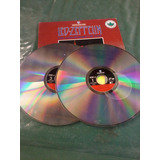 Ld   Laser Disc  Led Zeppelin  the Songs Remains The Same