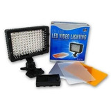 Led Cn160 Iluminador Para Foto E Vídeo Dslr Led Cn 160