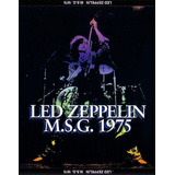 Led Zeppelin Cd Triplo Madison Square Garden 1975 Novo Raro