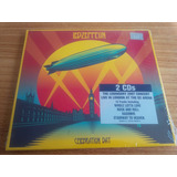 Led Zeppelin Celebration Day 2 Cds Novo Lacrado