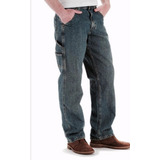 Lee Dungarees Carpenter Cal�a Jeans Tam 56 Br Sanded 46x30