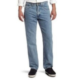 Lee Regular Fit Cal�a Jeans 50br Masculina 40x34 Light Stone