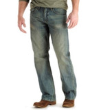 Lee Relaxed Bootcut Cal�a Jeans Tam 62 Br Masculina Mission