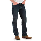 Lee Reserve Relaxed Straight Cal�a Jeans Tam 46 Masc 36x32