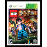 Lego Harry Potter: Years 5   7  Xbox 360   Lacrado