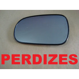 Lente Retrovisor C base Honda Civic 96 00 Esquerdo Metagal
