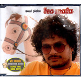 Leo Maia Cd Single Soul Plebe - Excelente Estado
