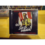 Lets Go Canadian A Streetpunk Compilation Cd