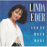 Linda Eder   And So Much More   Cd   Digital Record    Usa