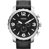 Lindo Rel�gio Fossil Nate   Jr1436