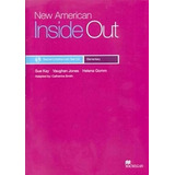 Livro   New American Inside Out   Elementary   Tb   Cd Rom
