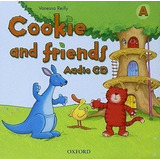 Livro Cookie And Friends A - Audio Cd Vanessa Reilly