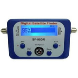 Localizador De Satélite Digital   Finder Digital Sf 95dr
