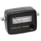 Localizador De Satelite Finder Receptor Anal�gico Digital