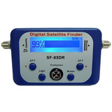 Localizador Satélite Digital Finder Digital Sf 95dr Sf 95dr