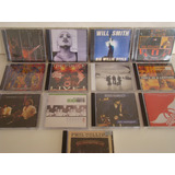Lote 13 Cds - Ultra Nate The Police The Strokes Beach Boys