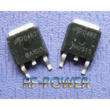 Lote 2 Pe�as Mosfet Aod482 D482 To252 Smd Novo Original