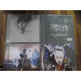 Lote De 4 Cds E 1 Dvd   My Chemical Romance korn linkin Park