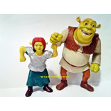 Lote Mc Donalds Dupla Shrek E Fiona    No Estado