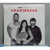 Lp  Lady Antebellum   Heartbreak Importado Pronta Entrega